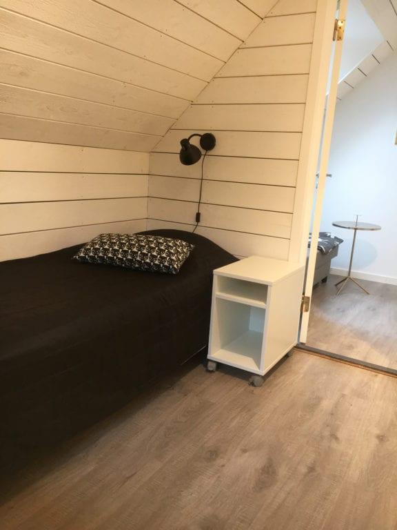 Borrby Kungsgård Hemvärnsgården Väst sovrum