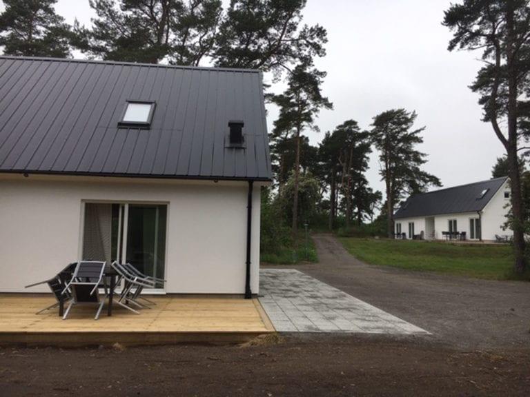 Borrby Kungsgård Hemvärnsgården Öst