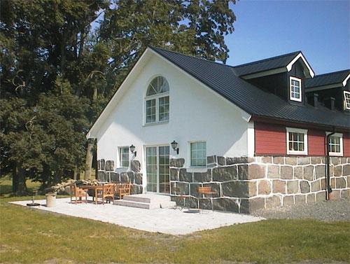Borrby Kungsgård Svinhuset 1 entré