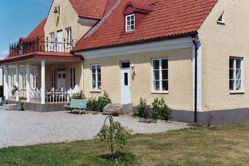 Borrby Kungsgård Undantaget entre