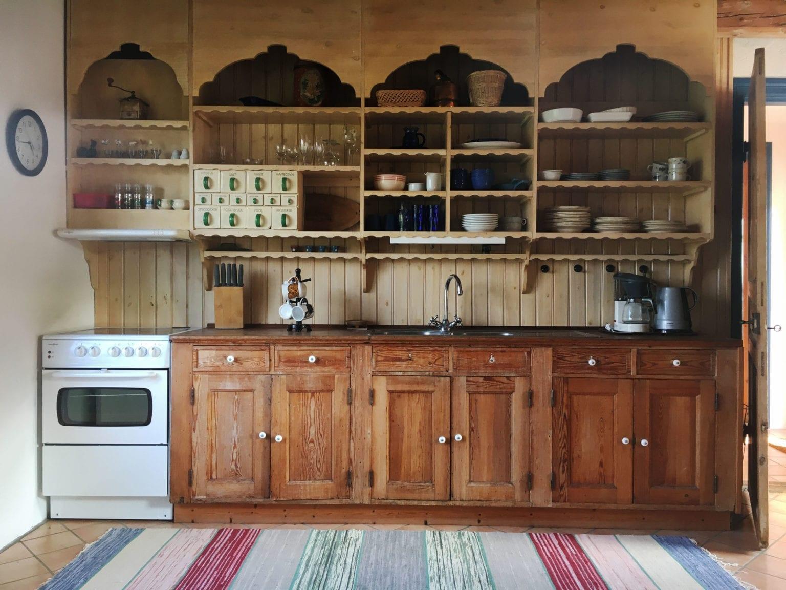 Die Brauerei Küche